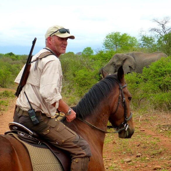 South Africa horseback safari guide 2 thumbnail